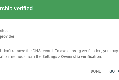How to Verify Domain Ownership in Google Search Console via Cpanel?